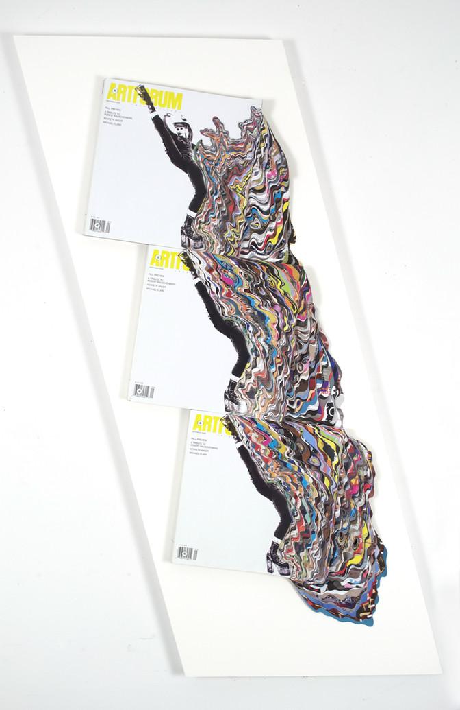 ArtForum #44, Unsolicited Collaboration with Michael Clark
