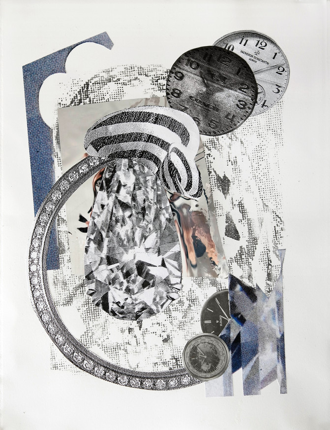 Untitled #3, Time and Money Series