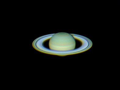 Saturn's Hexagon