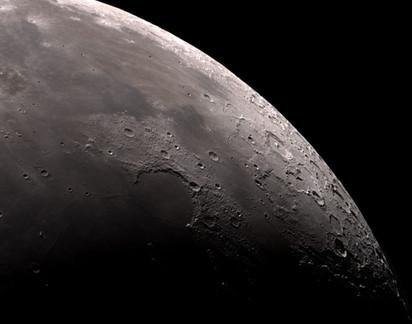 In Lunar Orbit...