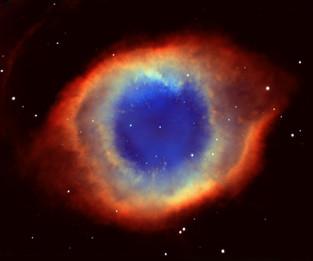 Helix Nebula (The Eye of Sauron)