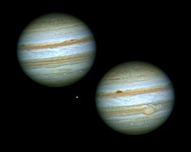 Entire Jupiter