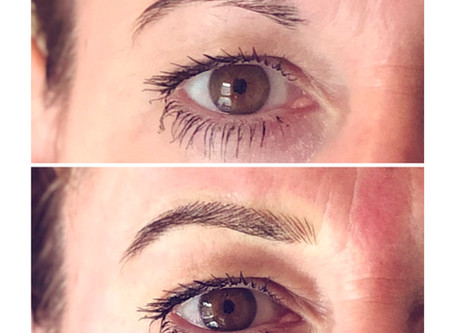 Microblading 'A Top Treatment For Brits Post-Lockdown'