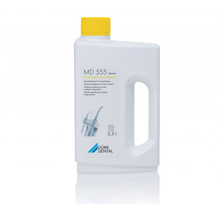 MD 555 Suction Cleaner 4 x 2.5Ltr