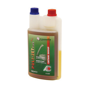 Puli-Jet Plus Aspirator Cleaner Concentrate x 4