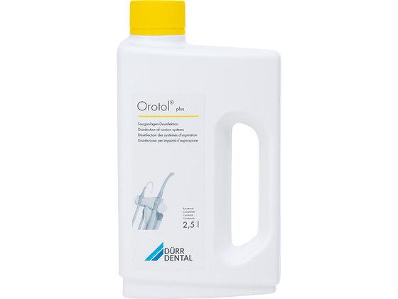 Orotol Plus Aspirator Cleaner 4 x 2.5Ltr