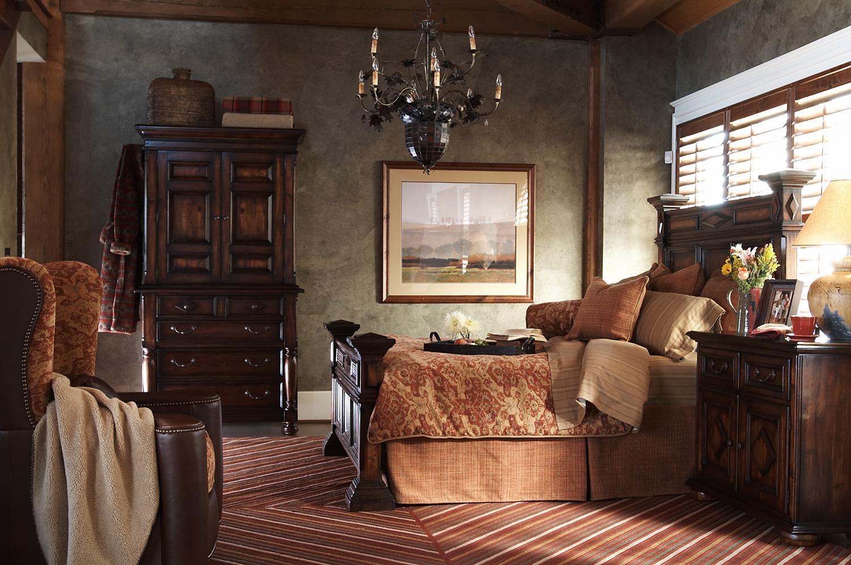 Bedroom furniture from Bob Timerlake