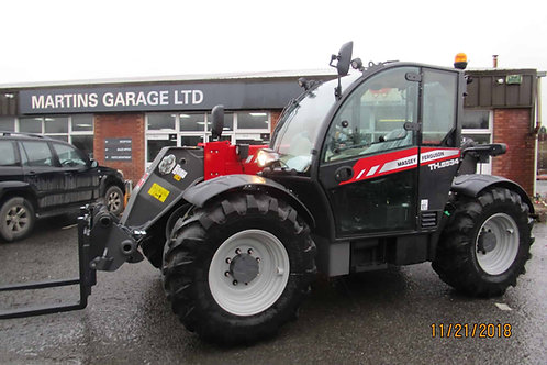 NEW Massey Ferguson TH6534 Telehandler