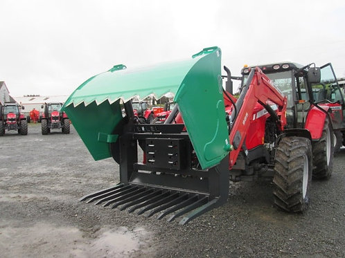 Prodig Mega Shear Grab and bale Grabs
