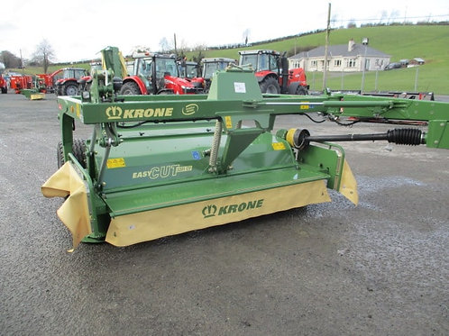 New Krone Trailed Mower Conditioners
