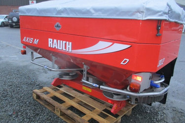 New Rauch Axis Fertilizer Spreaders.