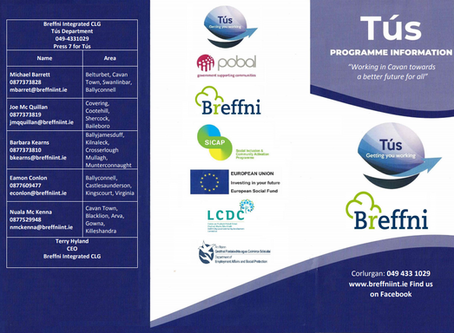 Tús Initiative Information Flyer Now Available