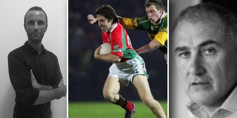 John Gunnigan, Billy Joe Padden and Colin Sheridan helped to pick the team