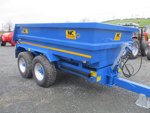 New NC 300 Series Powertilt Dump Trailers