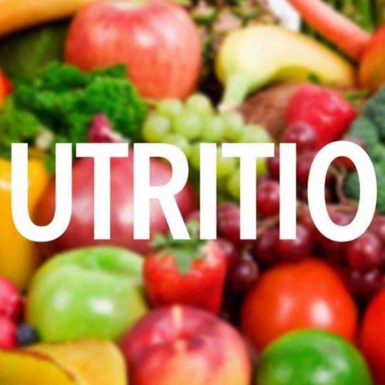 Mary Sheridan on Nutrition