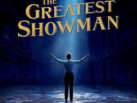 The Greatest Showman Themed Dance Activity Going Ahead Via Zoom!