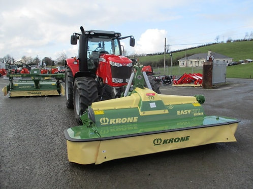 New Krone Front Mounted Mower Conditioners