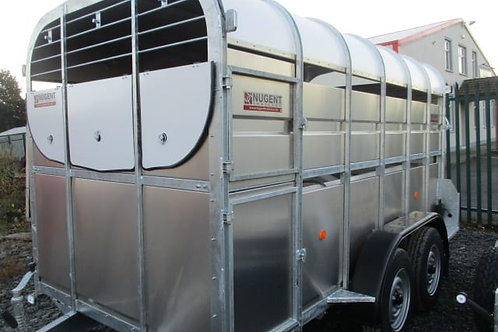 New Nugent Livestock Trailers