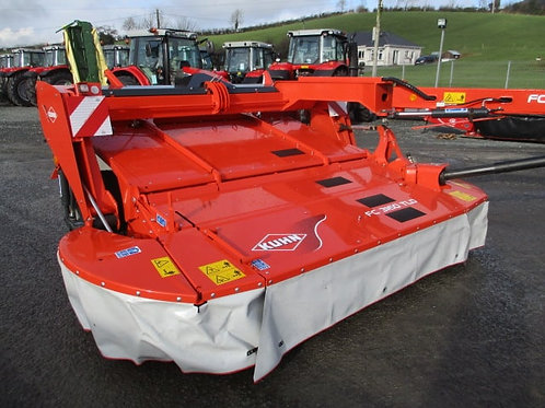 New Kuhn FC3160 Trailed Mower Conditioners.