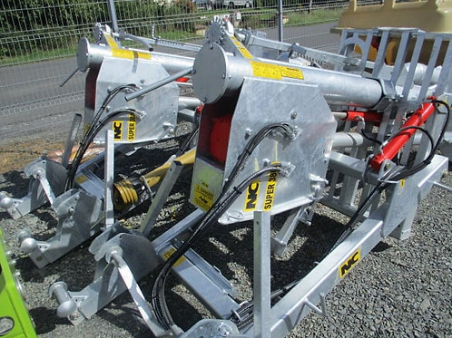New NC Slurry Pumps in stock
