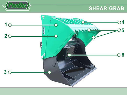 New Prodig Shear Genius (3 in 1 unit)