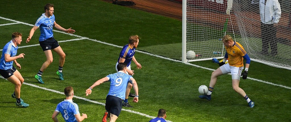 (Source: Sportsfile) ) Paddy Collum keeps Dublin at Bay