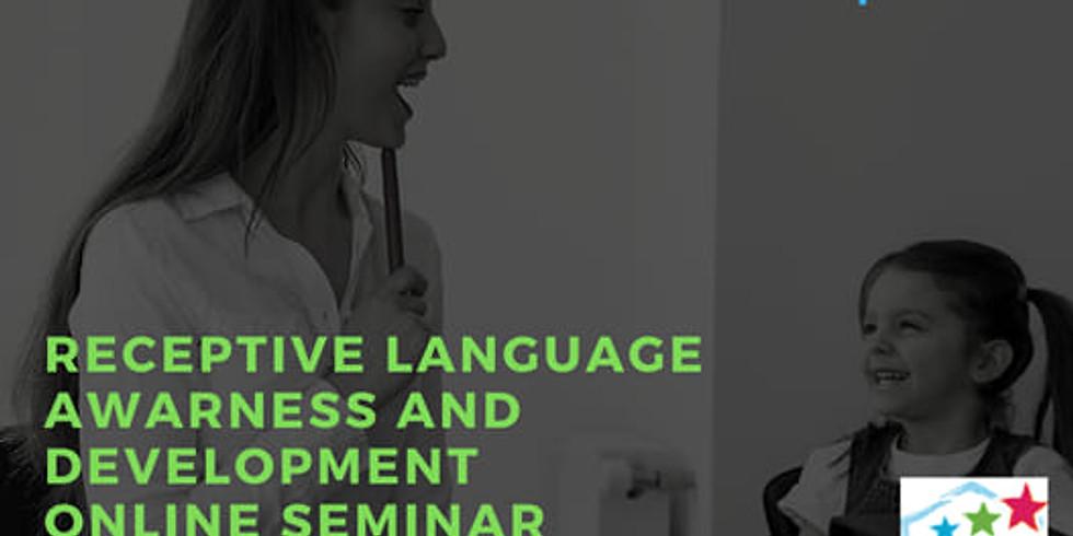 Receptive Language Awareness and Development