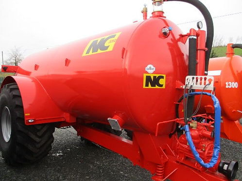 New NC Slurry Tankers All Sizes.