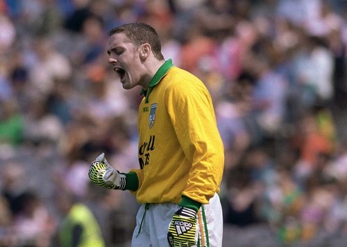 (Source: rte.ie) Padraig Kelly in action for Offaly.