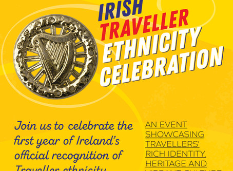 Traveller Ethnicity Celebration Thursday 1st March