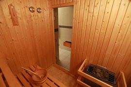 Unwind in the Sauna