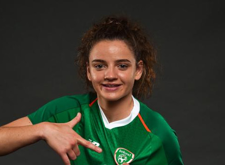 "Leanne Kiernan's rise to Irish ""Player of the Year"""