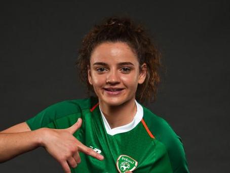 "Leanne Kiernan's rise to Irish ""Player of the Year"""