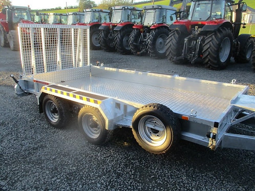 New Nugent Plant Trailers.