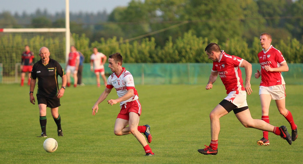 (Source: Longford Leader) Colm P Smyth on the move