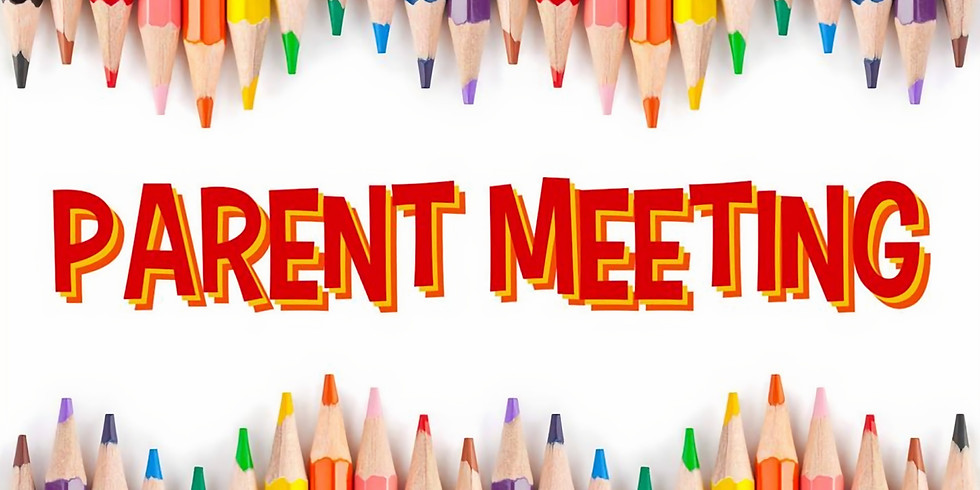 Parent meeting for primary school aged children