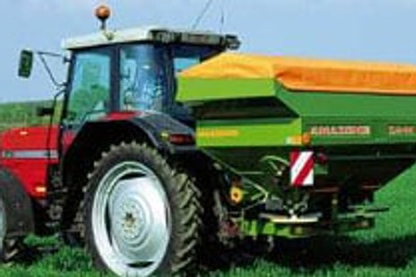 New Amazone ZAX Fertilizer Spreaders