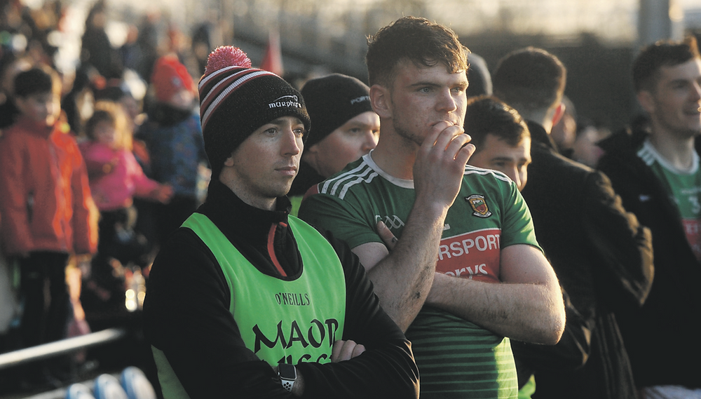 Head of Performance Nutrition with the Mayo Senior Mens and Ladies Gaelic Football Teams