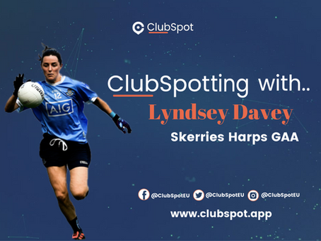ClubSpotting with Lyndsey Davey