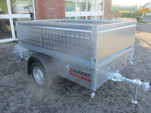 New Nugent Utility Trailer.