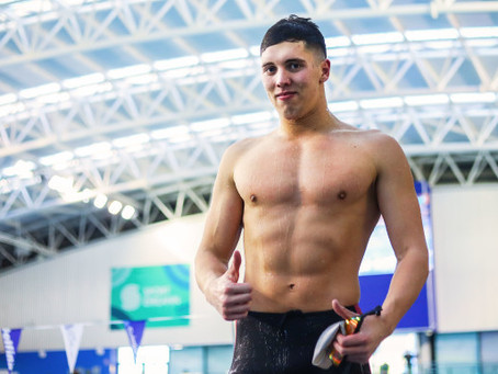 Darragh Greene: The Routine Of An Olympic Athlete