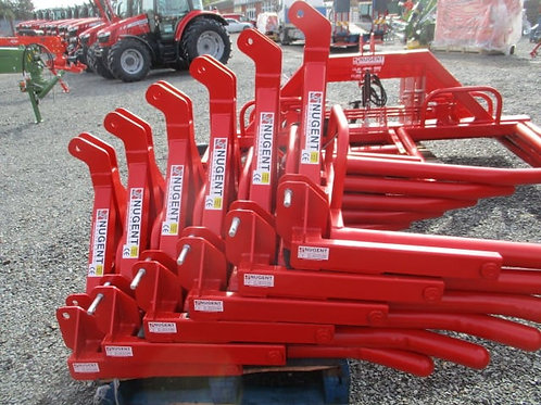 New Nugent H/D Bale Lifters