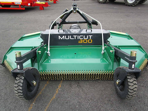 NEW SPEARHEAD Multicut 300 Flail Mower