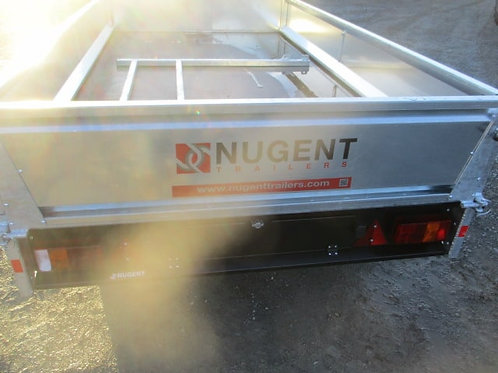 Nugent Flat Machinery Trailer