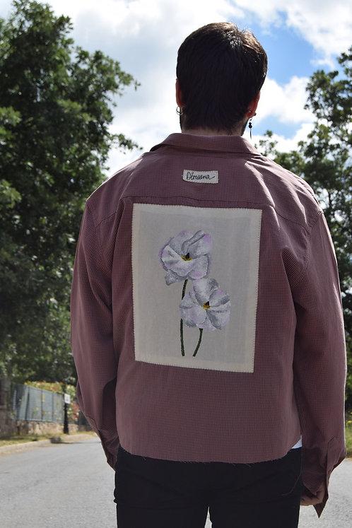 Camisa Single flowers