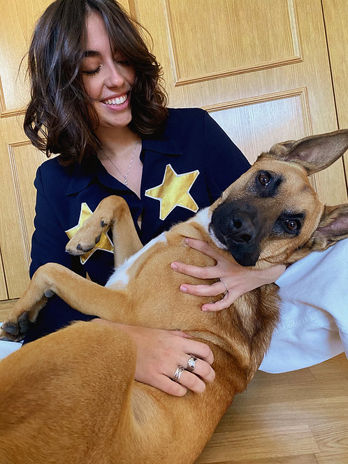 Camisa two gold stars