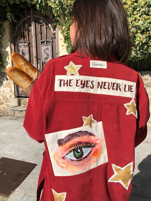 Chaqueta The eyes never lie