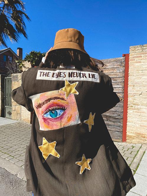 Chaqueta The eyes never lie II
