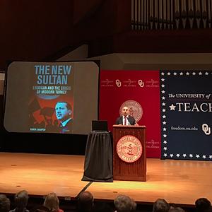 Teach-In 2017 - University of Oklahoma