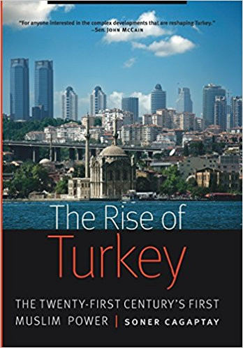 Book Event: The Rise of Turkey at the Ralph J. Bunche Library